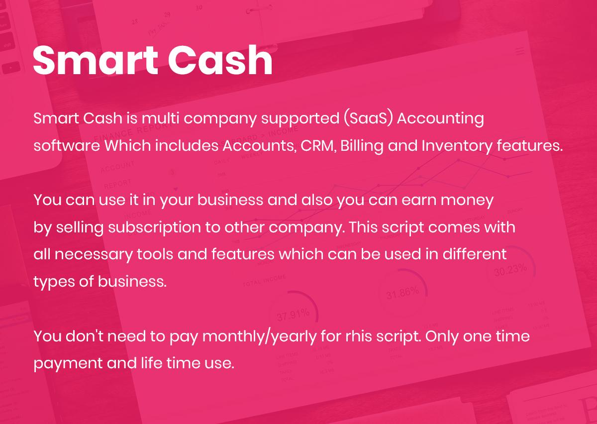 Smart Cash - Multi Company Accounts Billing & Inventory(SaaS) - 3