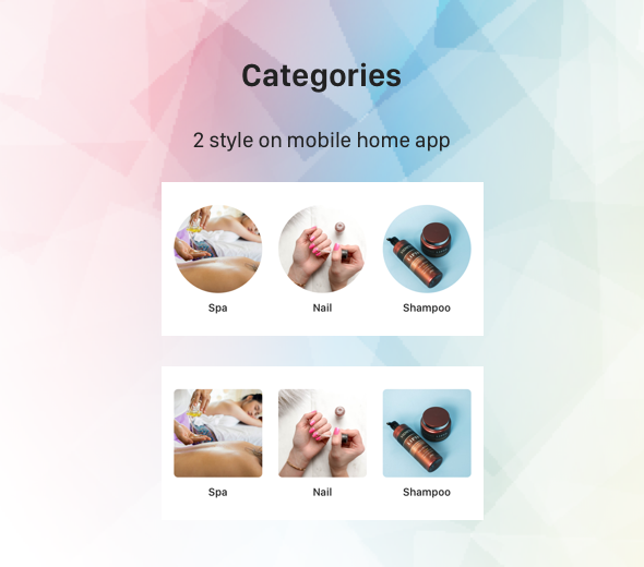 ZiniStore - Full React Native Service App for Woocommerce - 4