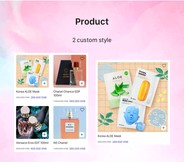 ZiniStore - Full React Native Service App for Woocommerce - 10