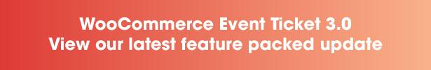WooCommerce-Event-Ticket-Updates