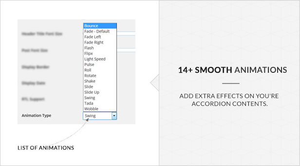 Ultimate Searchable Accordion - WPBakery Page Builder Addon - 18