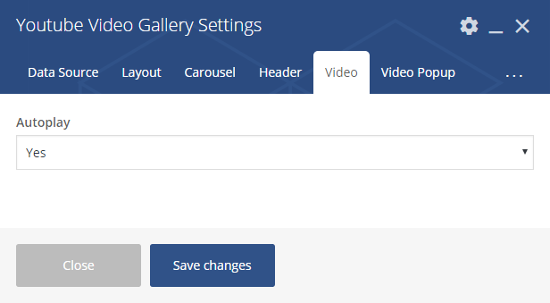 Youtube Video Gallery - Youtube Channel For WPBakery Page Builder (Visual Composer) - 9