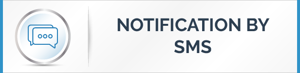 Mobile Notification By SMS Feature