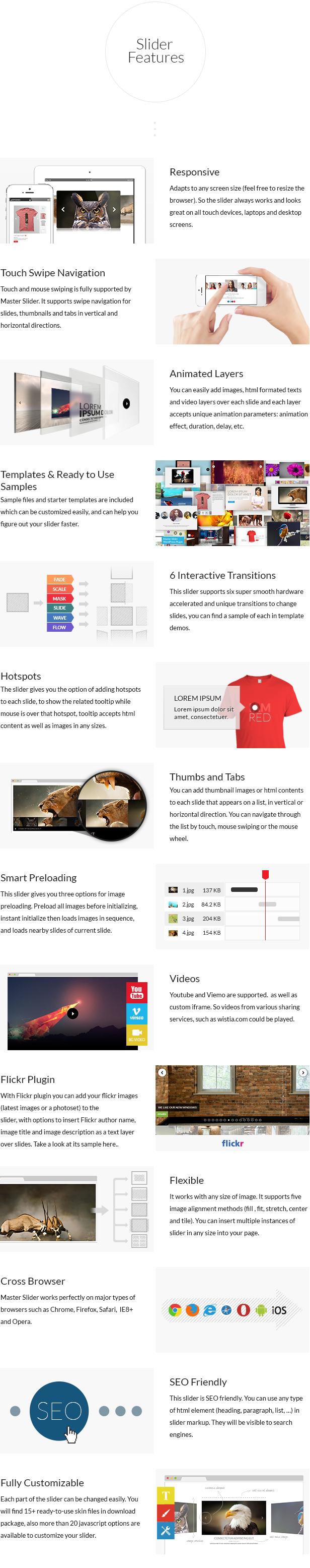 Master Slider - Touch Layer Slider WordPress Plugin - 13