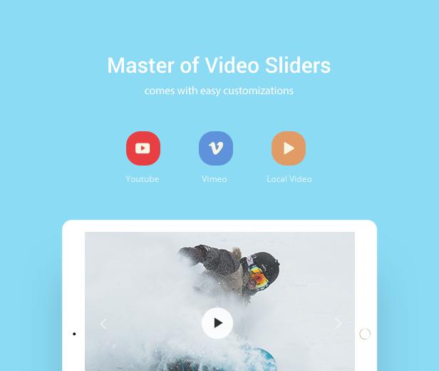 Master Slider - Touch Layer Slider WordPress Plugin - 5