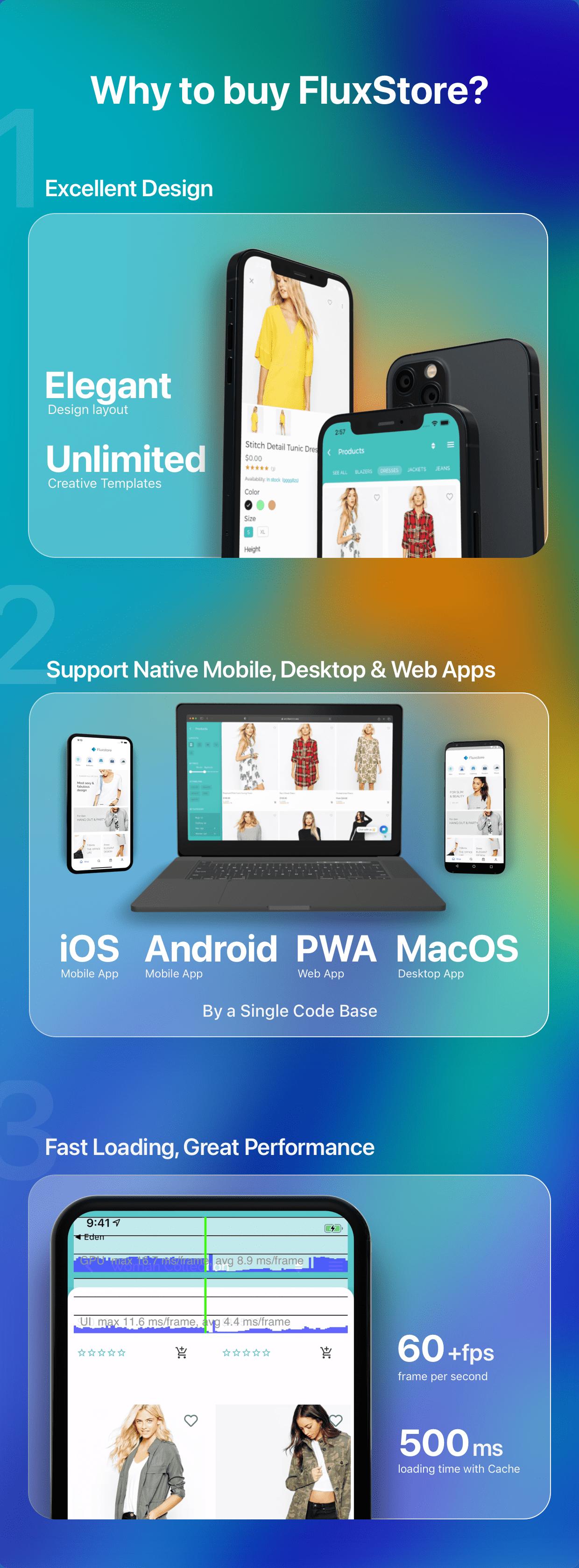 Fluxstore Multi Vendor - Flutter E-commerce Full App - 10