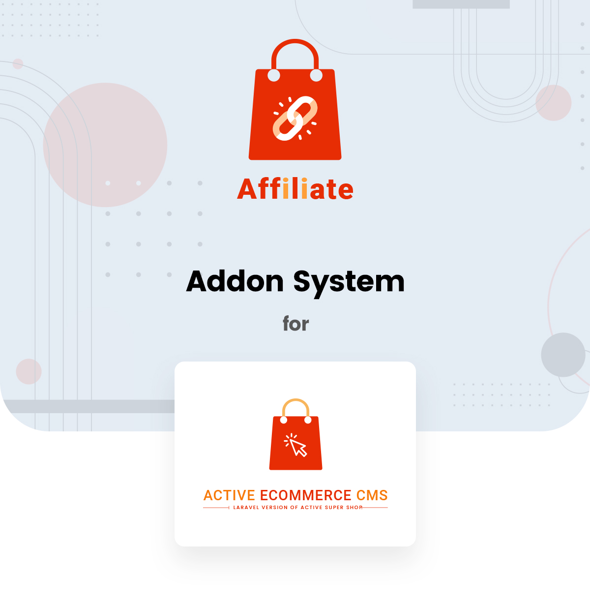 Active eCommerce Affiliate add-on - 1