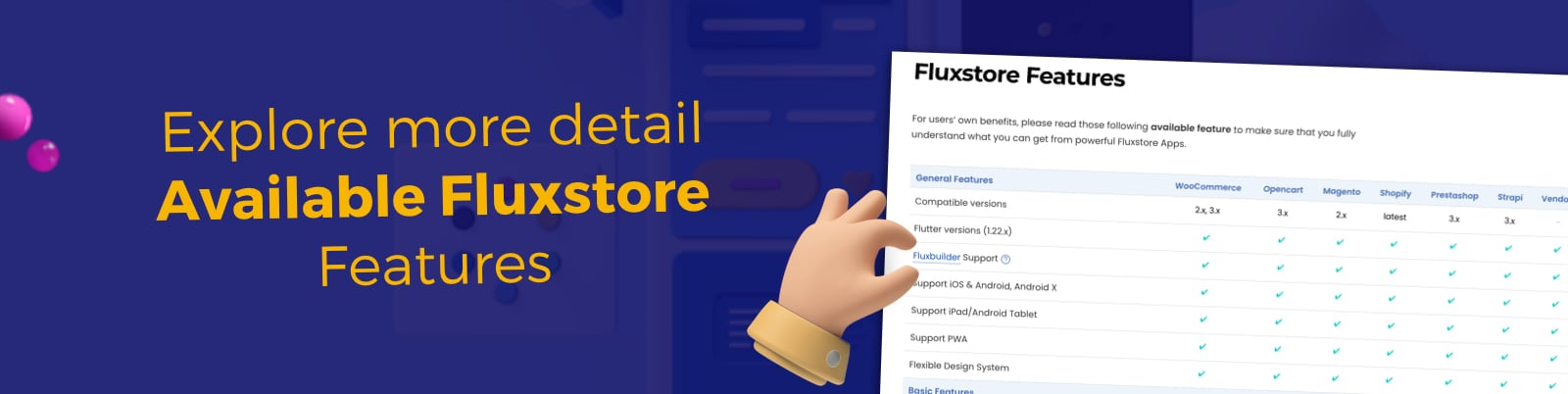 FluxStore Listing - The Best Directory WooCommerce app by Flutter - 10