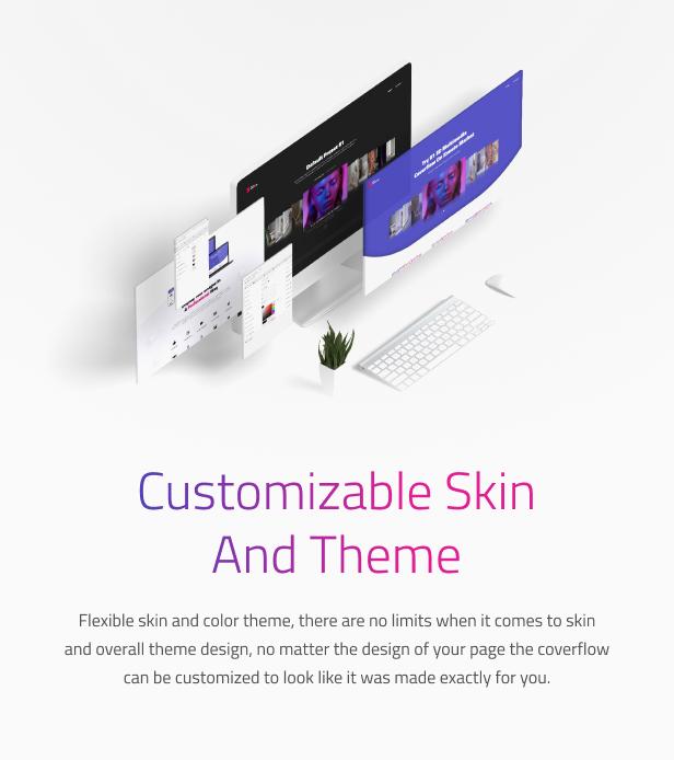 Simple 3D Coverflow WordPress Plugin - 13