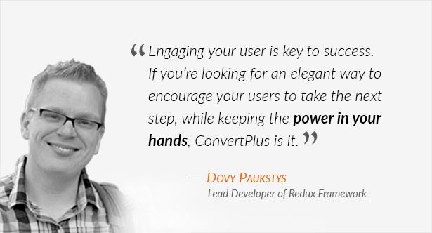 Popup Plugin For WordPress - ConvertPlus - 10