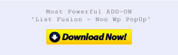 List Fusion - Best PopUp and Lead Generation Plugin - 2