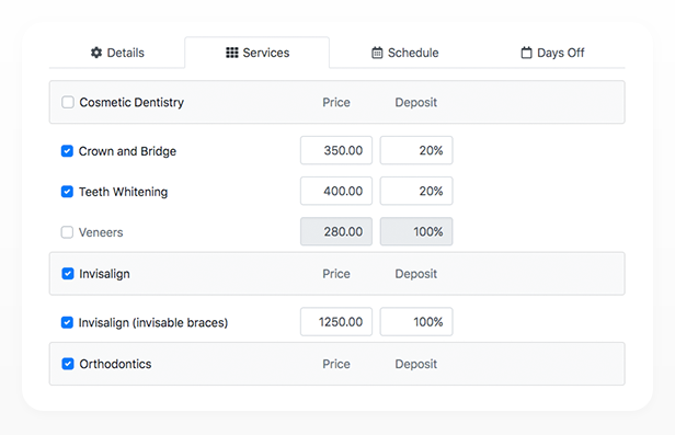 Bookly PRO –Appointment Booking and Scheduling Software System - 312