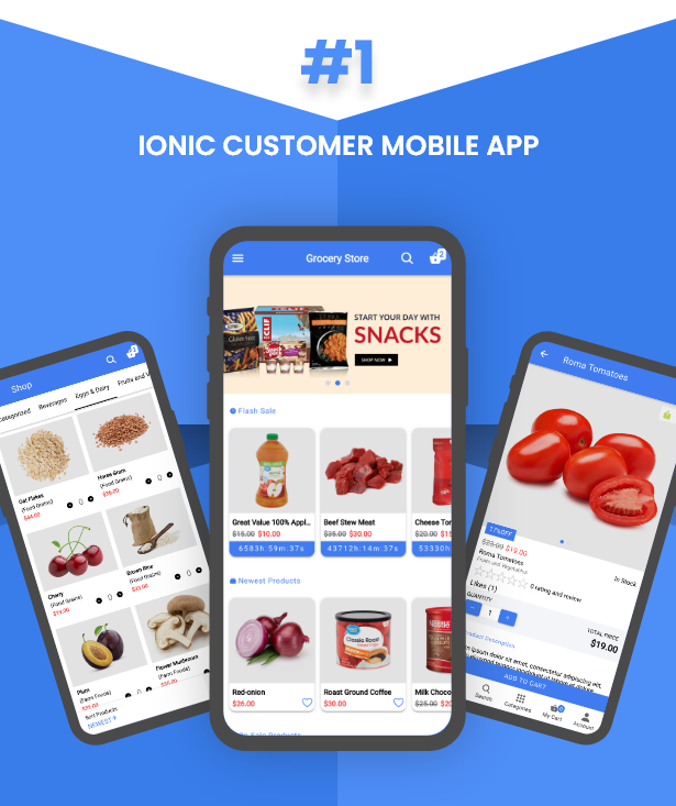 Best Ecommerce Solution with Delivery App For Grocery, Food, Pharmacy, Any Stores / Laravel + IONIC5 - 36