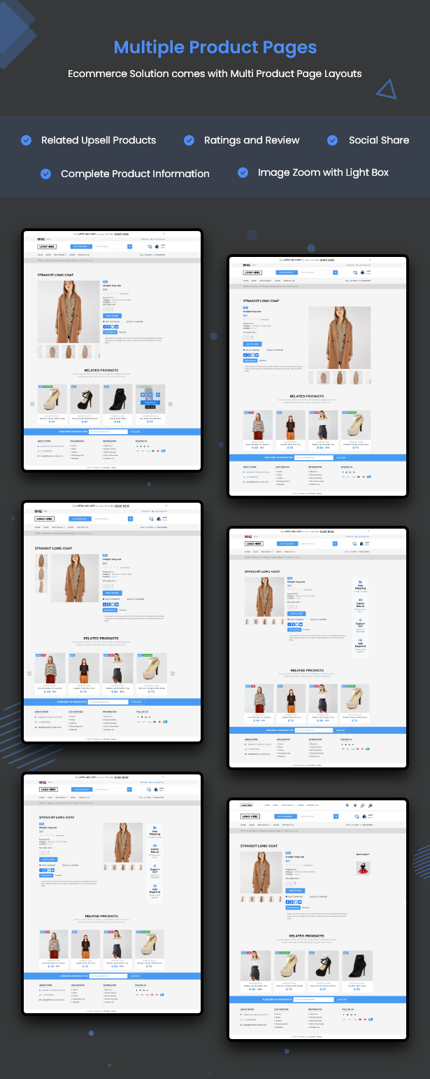 Best Ecommerce Solution with Delivery App For Grocery, Food, Pharmacy, Any Stores / Laravel + IONIC5 - 29