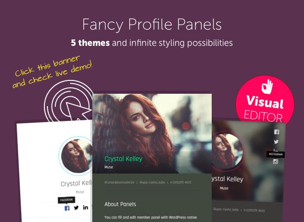 Team Builder — Meet The Team WordPress Plugin - 3