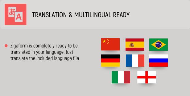 Translation and Multilingual