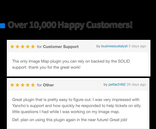 Image Map Pro for WordPress - SVG Map Builder - 9