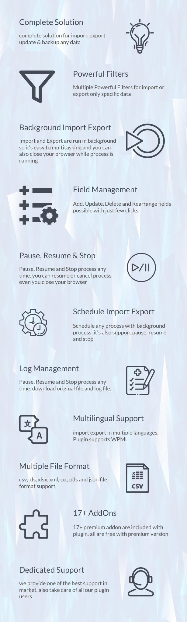 WP Import Export - 23