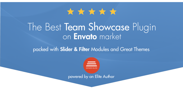 Team Showcase for Visual Composer WordPress Plugin - 1