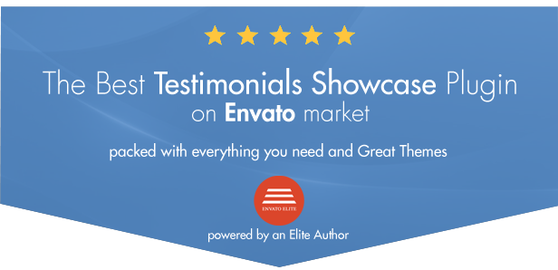 Testimonials Showcase WordPress Plugin - 1