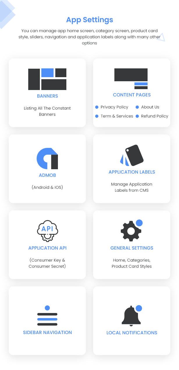 Ionic5 Ecommerce - Universal iOS & Android Ecommerce / Store Full Mobile App with Laravel CMS - 32