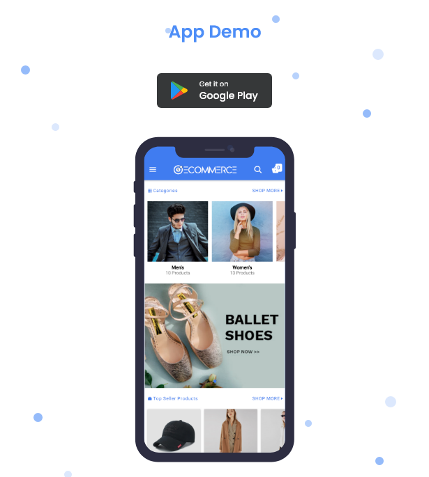 Ionic5 Ecommerce - Universal iOS & Android Ecommerce / Store Full Mobile App with Laravel CMS - 33