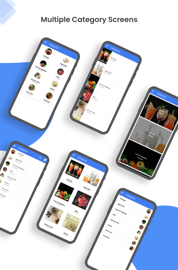 Best Ecommerce Solution with Delivery App For Grocery, Food, Pharmacy, Any Stores / Laravel + IONIC5 - 41