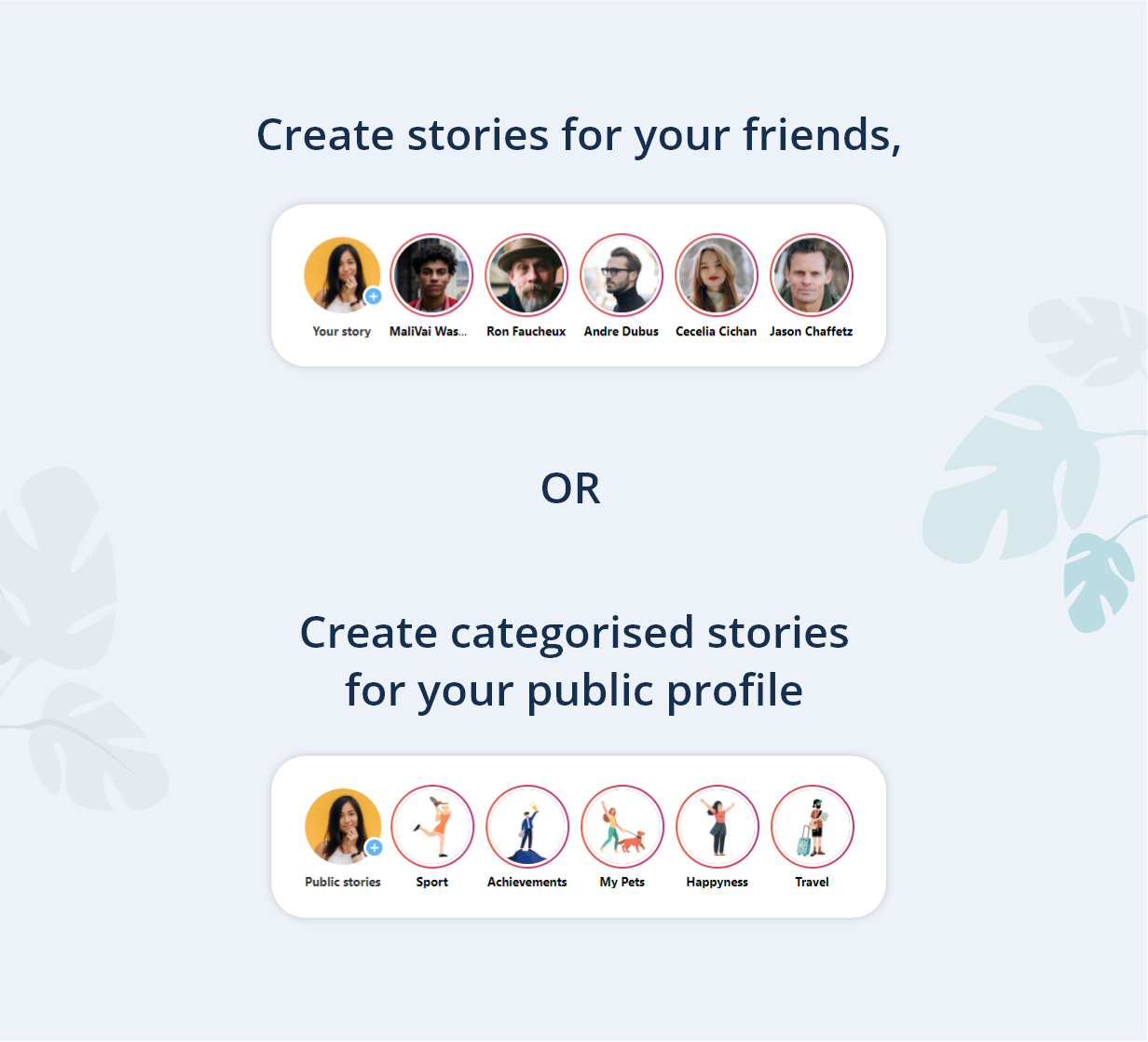 WP Story | Create Instagram Style Stories On WordPress | Tpes