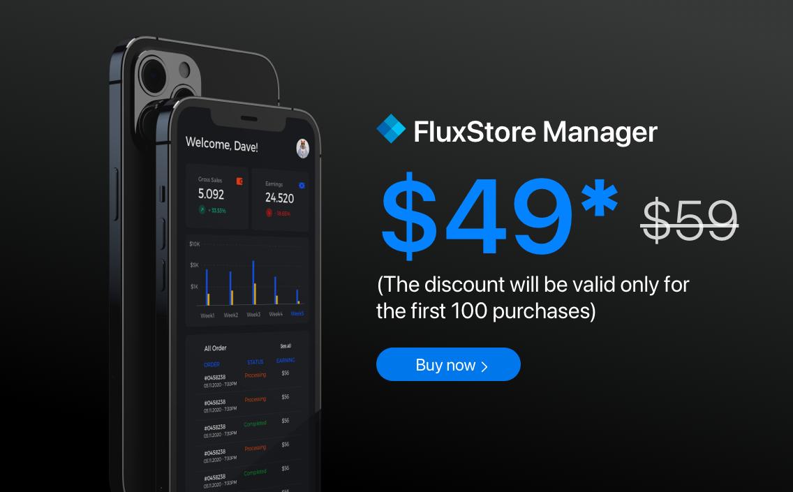 Fluxstore Multi Vendor - Flutter E-commerce Full App - 18