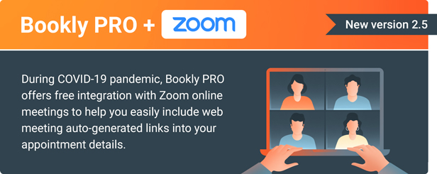 Bookly PRO –Appointment Booking and Scheduling Software System - 3