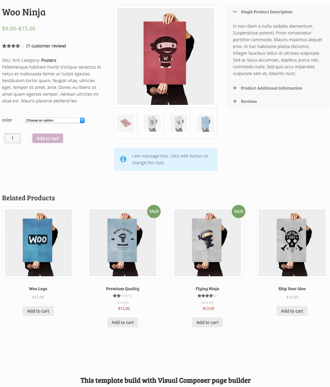 WooCommerce Page Builder - 16