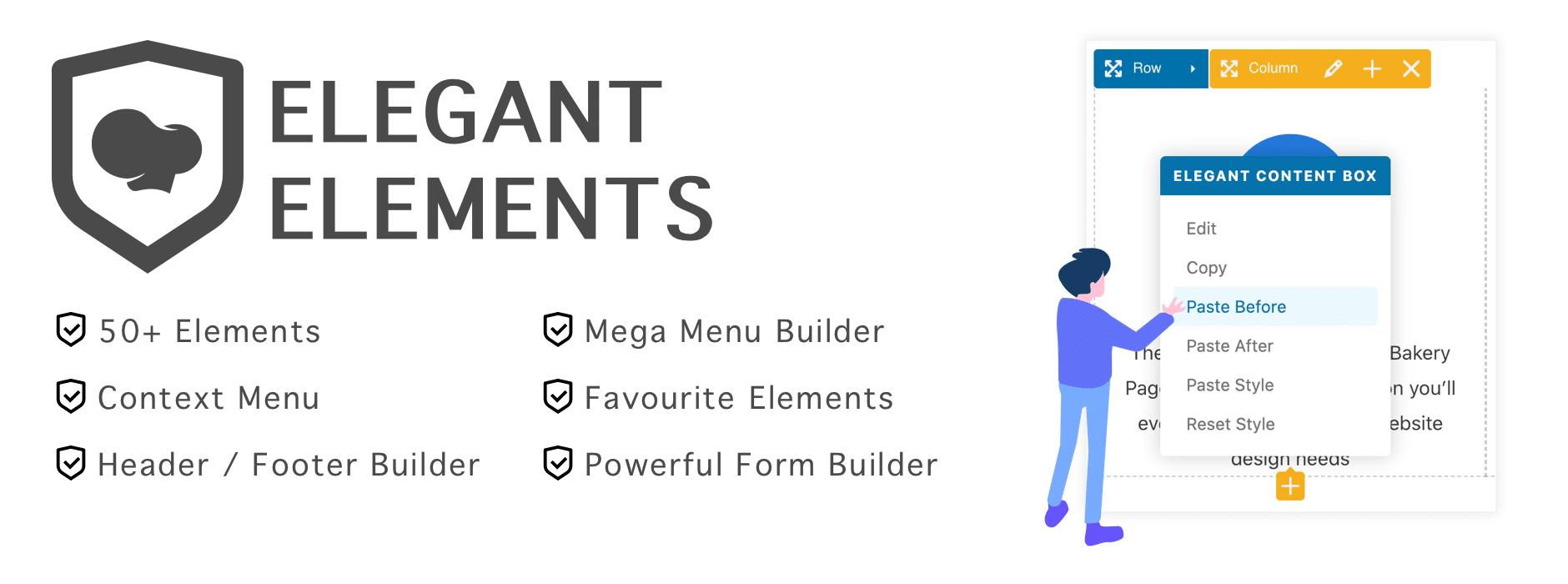 Elegant Tabs for WPBakery Page Builder - 1