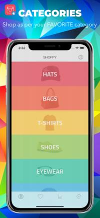 Shoppy | iOS Universal eCommerce App Template (Swift) - 17