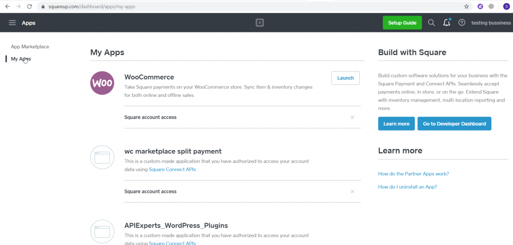 WooCommerce Square Up Payment Gateway - 5