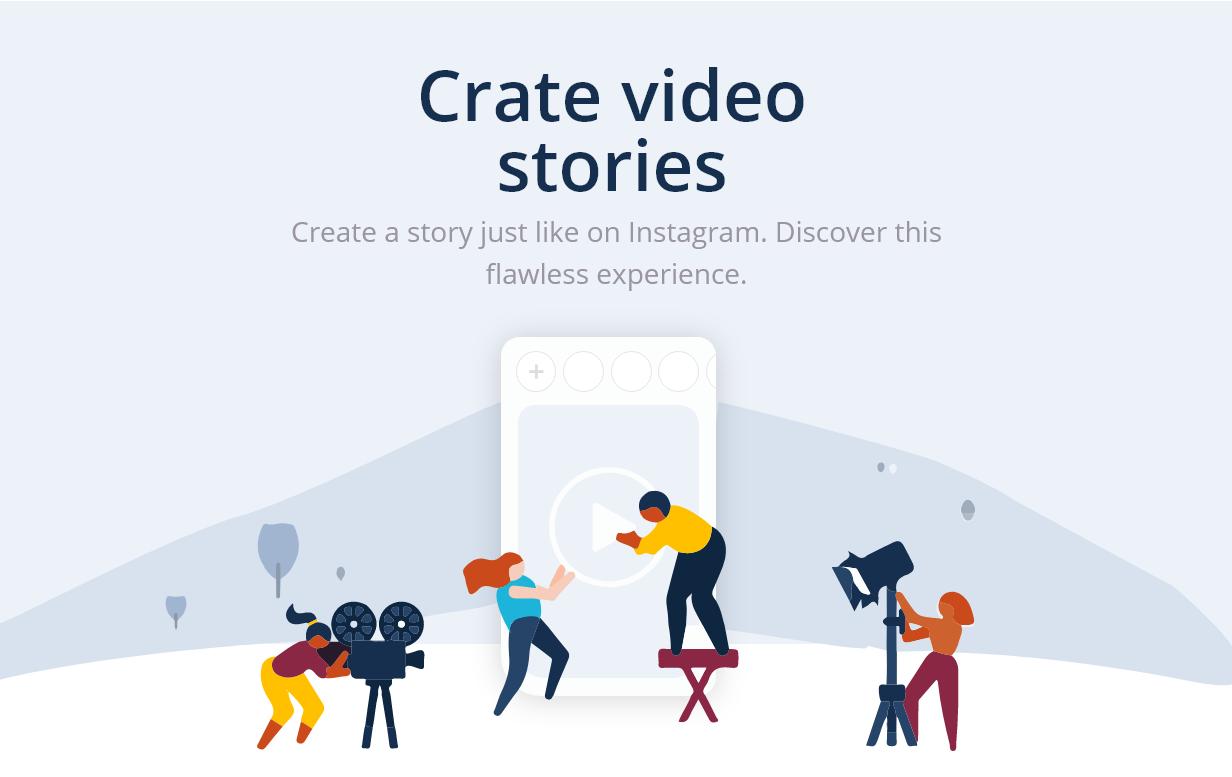 WP Story | Create Instagram Style Stories On WordPress | Video