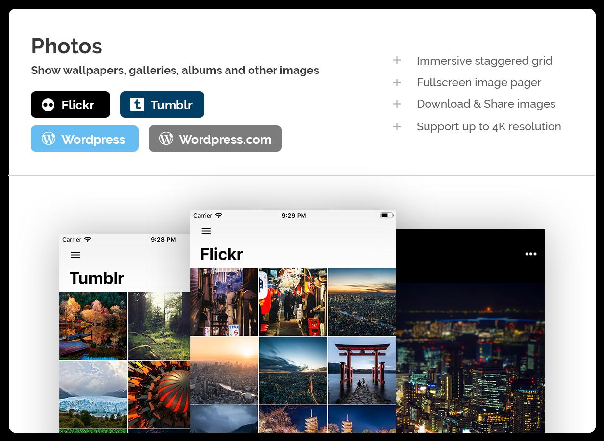 Universal for IOS - Full Multi-Purpose IOS app - 10