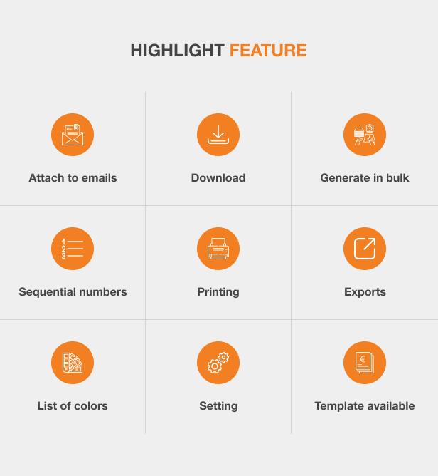 WooCommerce PDF Invoices Pro - 2