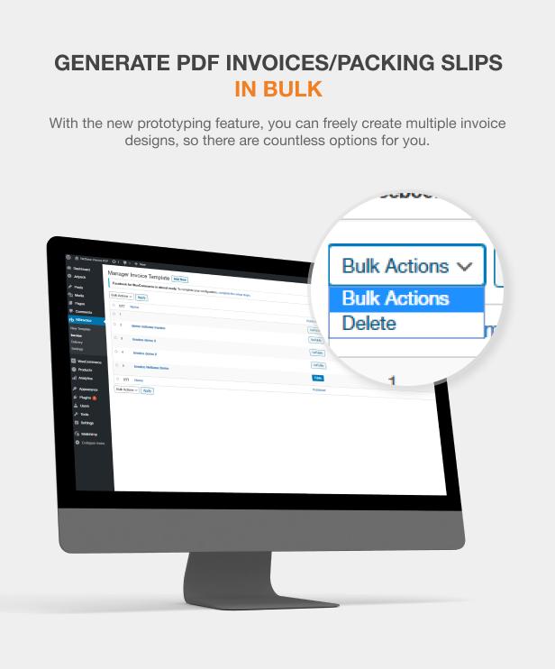 WooCommerce PDF Invoices Pro - 9