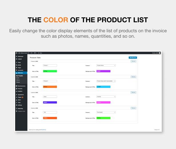 WooCommerce PDF Invoices Pro - 15