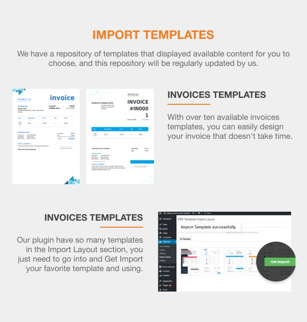 WooCommerce PDF Invoices Pro - 19