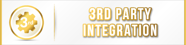 3rd Party Integration Feature
