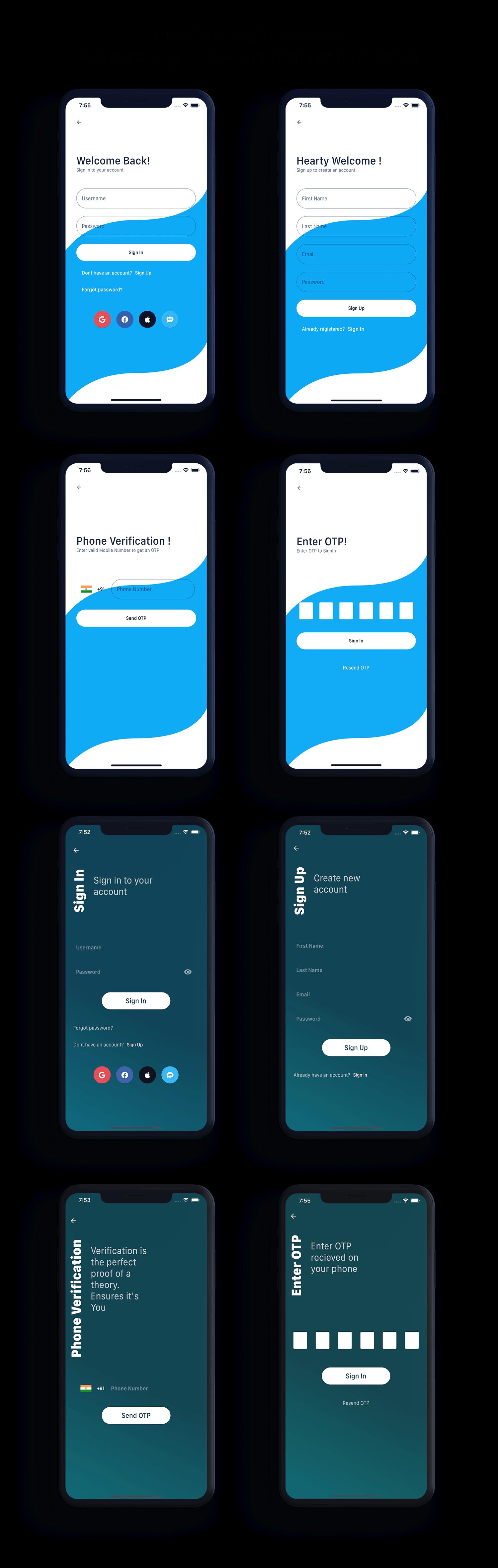 Flutter app for woocommerce - 4