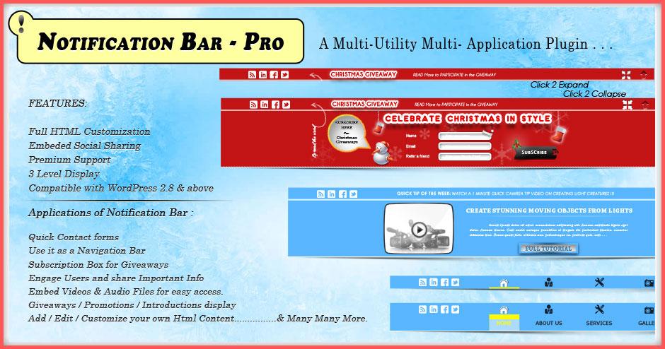 Notification Bar Plugin - 8