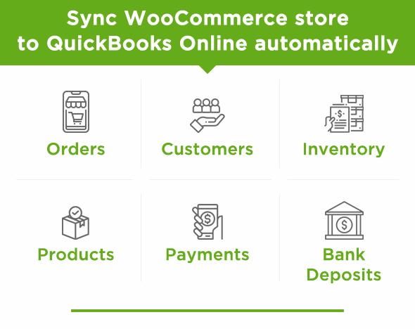 WooCommerce Quickbooks Connector - 1