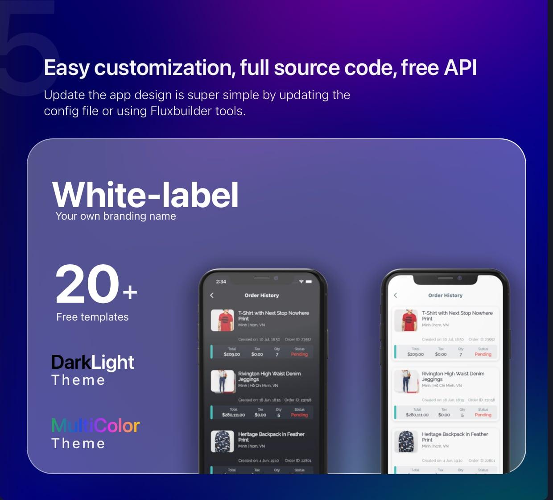 Fluxstore Multi Vendor - Flutter E-commerce Full App - 12