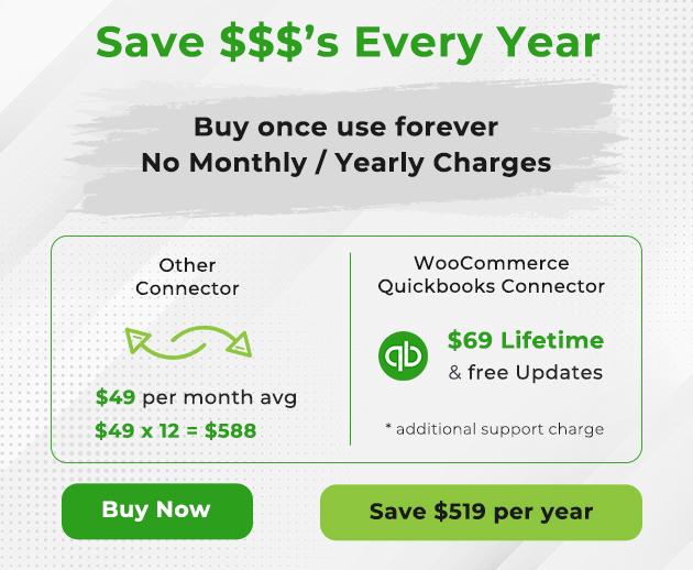 WooCommerce Quickbooks Connector - 8