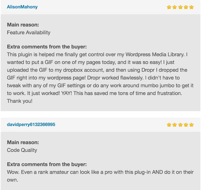 Dropbox Plugin Review