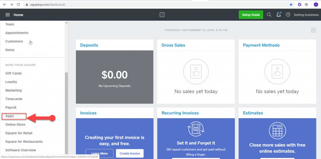 WooCommerce Square Up Payment Gateway - 4