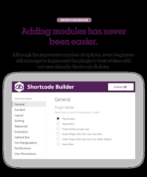 OutoftheBox - The #1 Ultimate Dropbox plugin