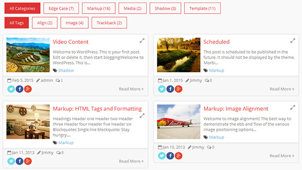 WPBakery Page Builder - Post Grid/List Layout With Carousel (formerly Visual Composer) - 5